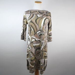 Pucci Inspired Shift Dress